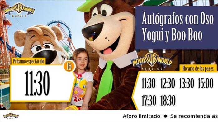 Parque_Warner_AVISO_OSO YOGUI