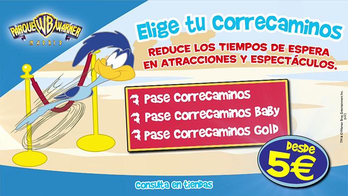 Parque_Warner_PASE_CORRECAMINOS